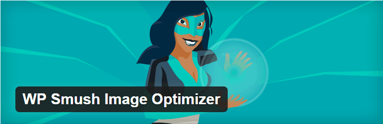 Image optimizer WP Smush plugin