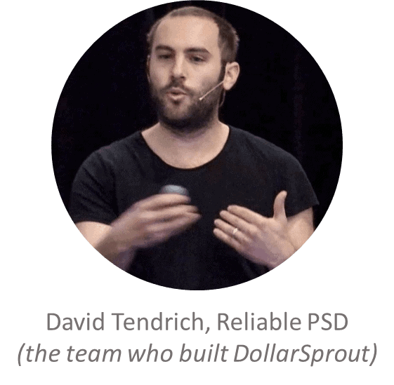David Tendrich, Reliable PSD