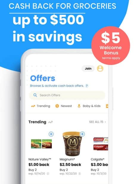 coupons.com app preview