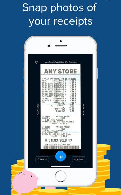 receipt hog app preview