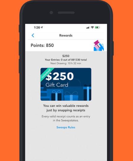 receipt pal app preview