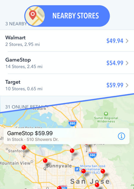 shopsavvy app preview