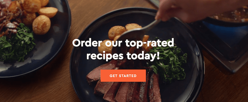 Blue Apron Fresh Food Delivery Service