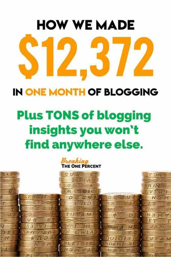 Check out our monthly income report, where we show you how we are able to make money blogging. Lots of actionable insights in this one that you won't want to miss! Income Reports | Blogging for Beginners | Blogging for Money | Blogging Tips | Blogging Ideas | Blogging Resources