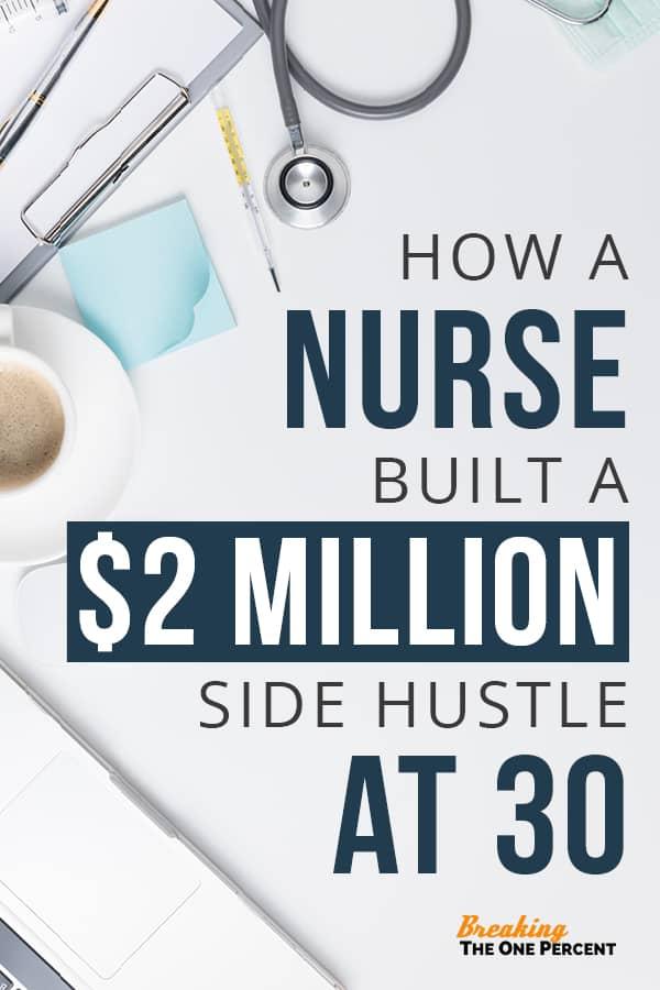 best nursing side hustle idea
