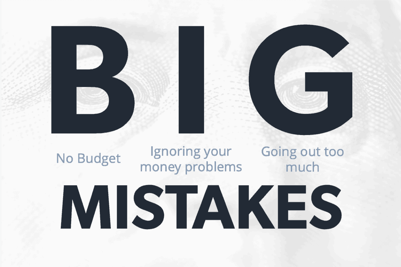BIG money mistakes to avoid