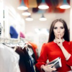 Woman working with the best mystery shopping companies