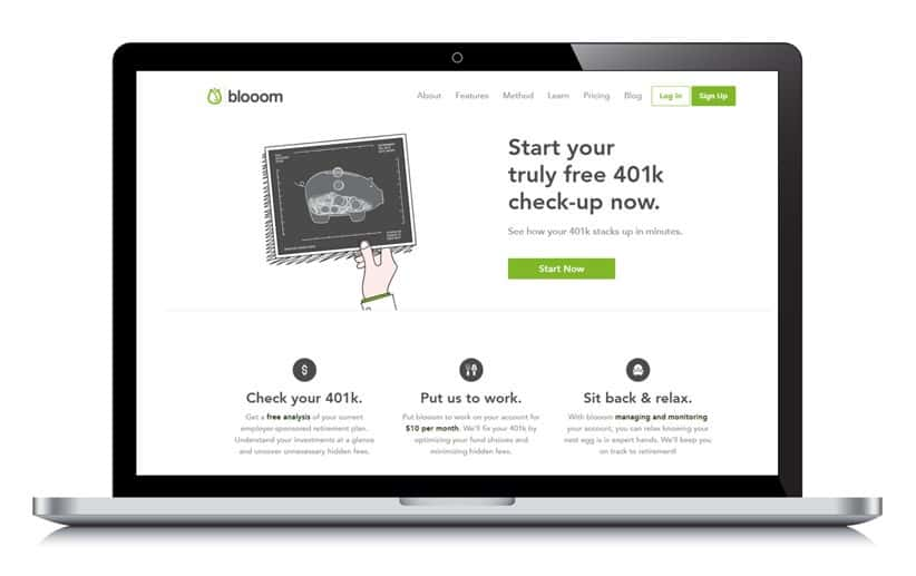 Blooom Review | Should you use blooom for your 401(k)?