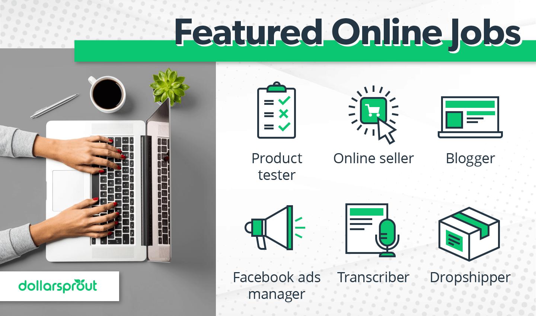Featured Online Jobs