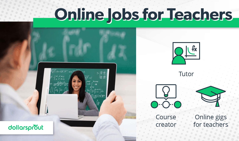Online Jobs for Teachers