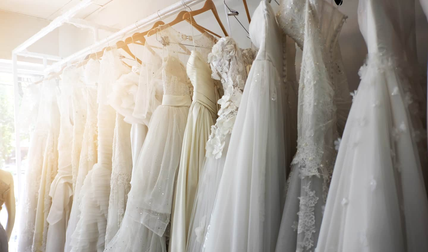 9 Of The Best Places To Sell Your Wedding Dress For Cash Dollarsprout