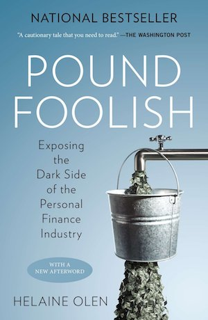 Best Book on the Personal Finance Industry: Pound Foolish