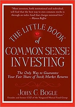 Best Book on Investing: The LIttle Book of Common Sense Investing