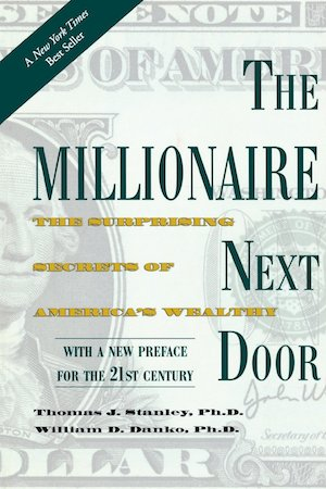 Best Personal Finance Book for Millennials: The Millionaire Next Door