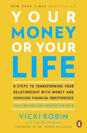 Best Budgeting Book: Your Money or Your Life