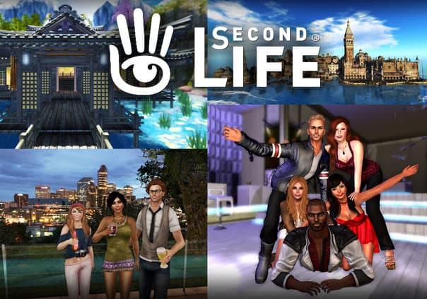 secondlife promo art