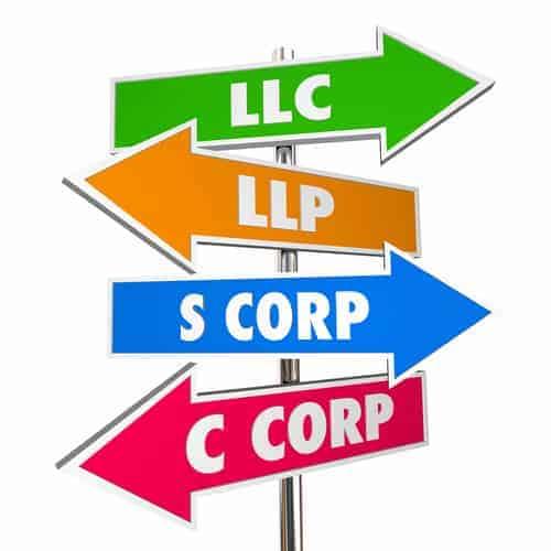 llc vs s corp vs sole proprietorship
