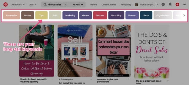 How to Use Pinterest SEO