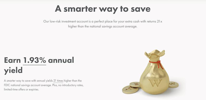Wealthsimple Save
