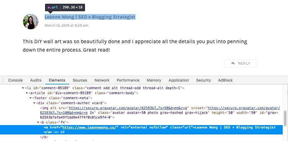 Blog Commenting for Links