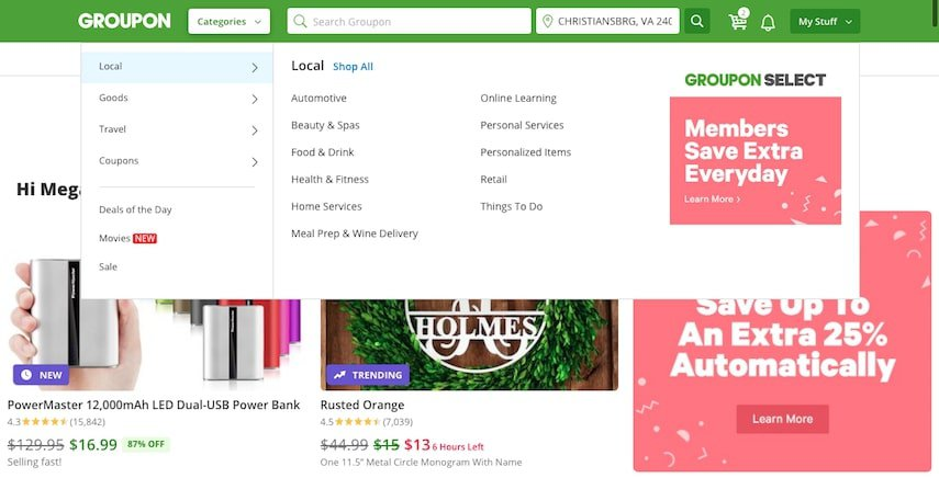 Groupon Review How Much Can You Save With This Site