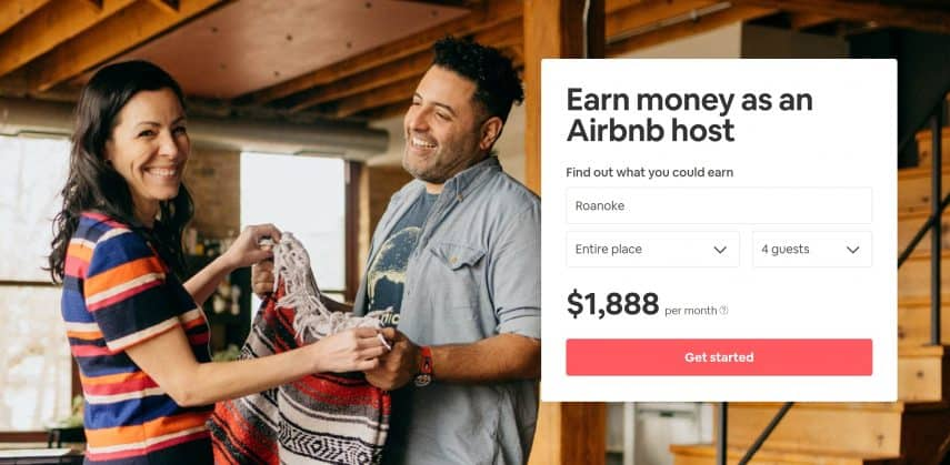 how to earn money as an airbnb host