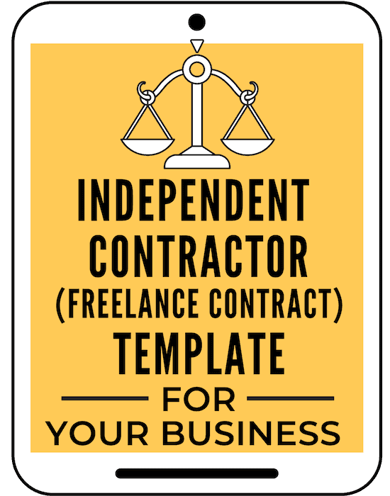 independent contractor template