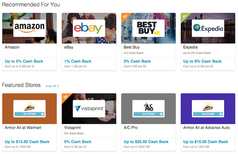 Swagbucks Shopping