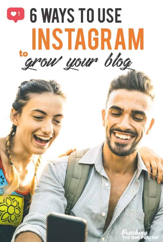 Blogging on Instagram can help you build a loyal audience, and drive thousands of visitors to your website. Here's 6 tips for promoting your Instagram blog.