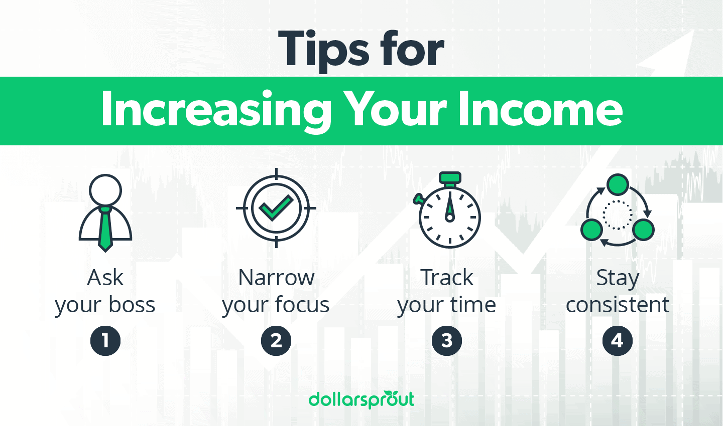 Tips for Increasing Income
