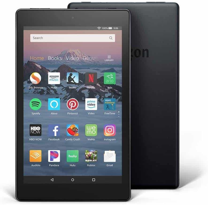 Fire Kindle HD