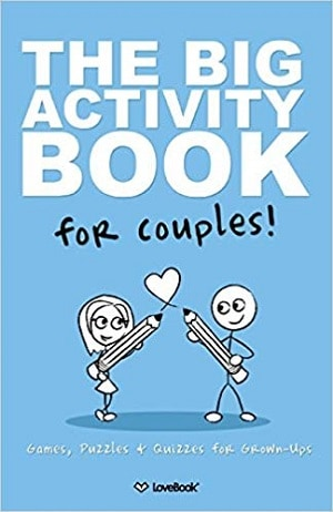Activity Book for Couples