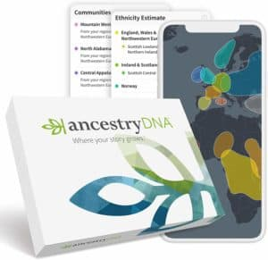 Genetic Ethnicity Test