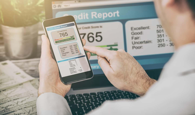 LendingTree Credit Report