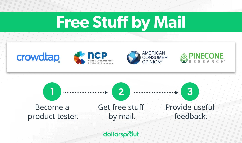 Free Stuff by Mail