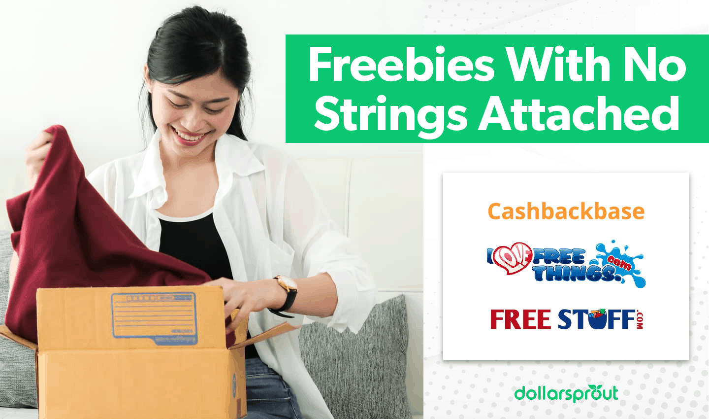 Freebies No Strings Attached