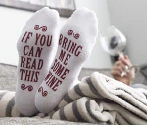 If You Can Read This Bring Me Some - Novelty Socks