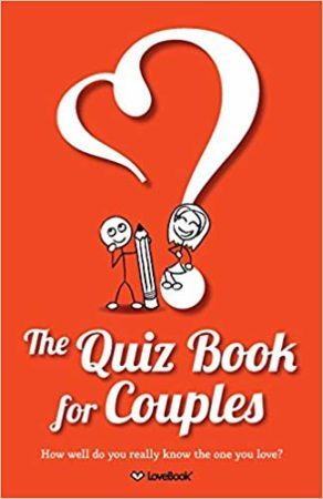 Valentine's Day Gift Ideas for Him - The Quiz Book for Couples