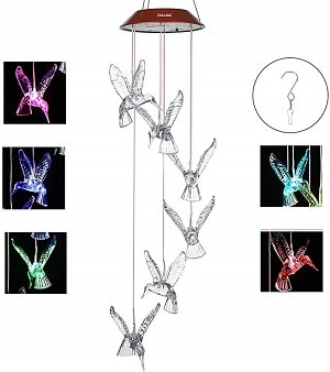 Christmas Gift Ideas for Mom: Wind Chimes