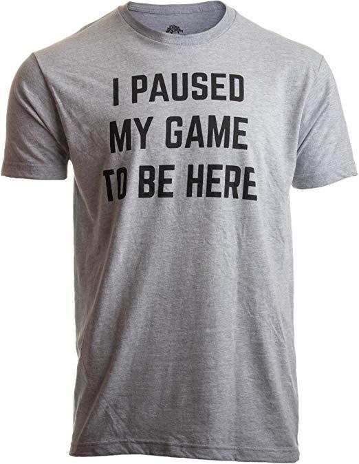 game tshirt