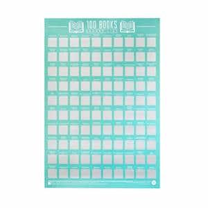 100 books poster