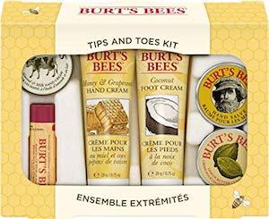 burts bees skincare gift set