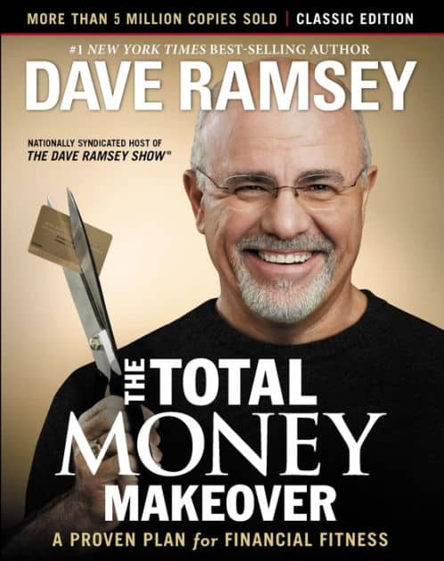 dave ramsey and the total money makeover bookcover