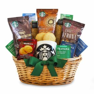 Coffee Easter Basket for Adults