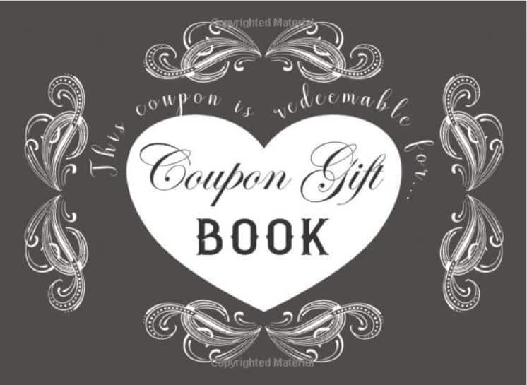 Coupon Gift Book