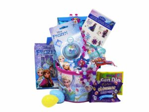 Disney Frozen Easter Basket Ideas