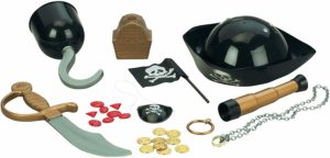 Pirate Dressup Kit