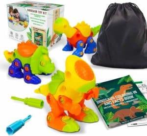STEM dinosaurs