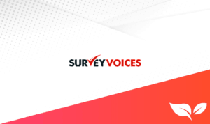 survey voices review logo