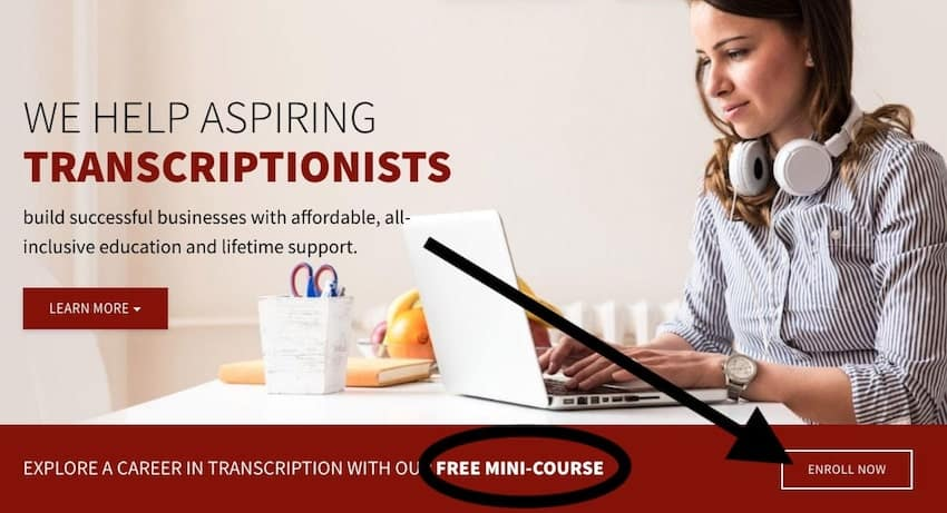 Transcribe Anywhere Free Course